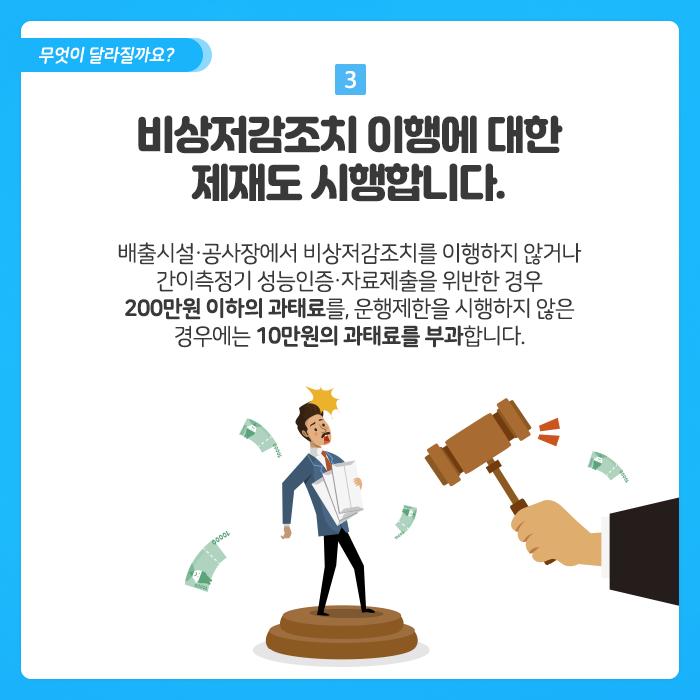 2019년 2월 15일 '미세먼지법'시행!